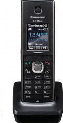 Receptor suplimentar Panasonic SIP DECT KX-TPA60CEB Negru Telefoane