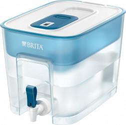 Recipient filtrant BRITA Flow 8.2 L 150 L/luna MAXTRA+ Albastru