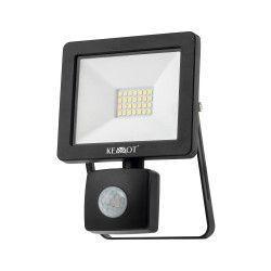 Reflector cu senzor IP65 20 W 1600 LM 4000K Kemot Corpuri de iluminat