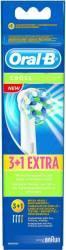 Rezerva periuta electrica Oral B Cross Action 3+1 bucati