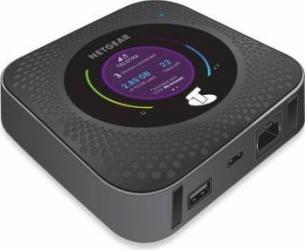 Router Netgear MR1100 Nighthawk LTE Mobile Hotspot LCD Negru