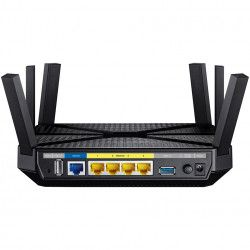 Router wireless AC3200 TP-Link Archer C3200 Beamforming Gigabit Tri Band USB