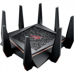 Router wireless ASUS ROG Rapture GT-AC5300 Tri-Band Gigabit AiMesh Dual-WAN USB 3.0 Game Boost