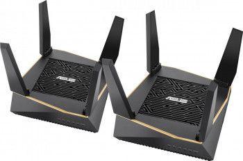 Router Wireless ASUS RT-AX92U AX6100 IEEE 802.11ax Full Gigabit USB2.0 USB 3.1, 2 Bucati