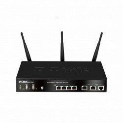 Router Wireless D-Link DSR-1000AC 2xWAN Gigabit 3xLAN Gigabit Dual Band AC1750