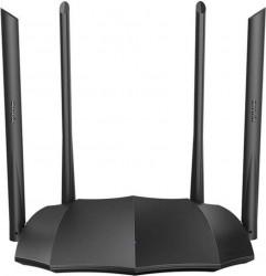 Router Wireless Gigabit TENDA AC8 Dual Band 300 + 867 Mbps Negru