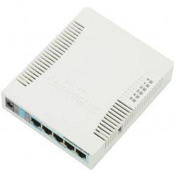 Router wireless MikroTik RB951G-2HnD 5xGbit LAN 10/100/1000 Mbps