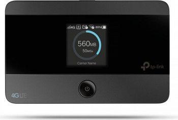 Router Wireless Portabil TP-Link M7350 300Mbps 3G/4G SIM Slot, Baterie 2000mAh