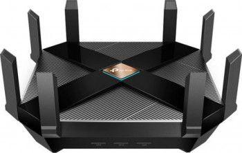 Router Wireless TP-Link Archer AX6000 Wi-Fi 6 Dual-Band Negru