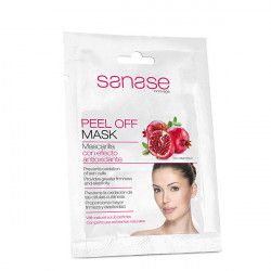 Sanase Masca Peel-off antioxidanta 10ml