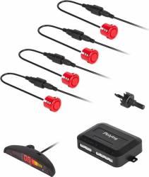 Senzori parcare Peiying PY0104R Red Alarme auto si Senzori de parcare