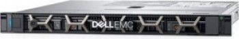 Server DELL PowerEdge R340 Procesor Intel Xeon E-2124 3.3GHz Coffee Lake 16GB DDR4 ECC UDIMM 1TB HDD Sata Hot-Plug PERC H330