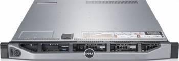 pret preturi Server DELL PowerEdge R610 1u 2xQuad Core Xeon E5620 2.4 GHz 2x120GB SAS 128GB