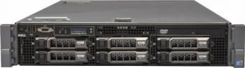 Server DELL PowerEdge R710 Rackabil 2U 2 x Intel Quad Core Xeon L5520 8GB 6x2TB