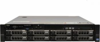 Server Refurbished Dell PowerEdge R720 2x Intel Xeon Hexa Core E5-2620 V2 2.10GHz - 2.60GHz 256GB DDR3 ECC 2 x SSD 240GB