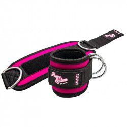 Set 2 chingi pentru glezne Power System model AS roz Accesorii fitness
