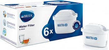 Set 6 filtre Maxtra+ - Brita 150 L/filtru Alb