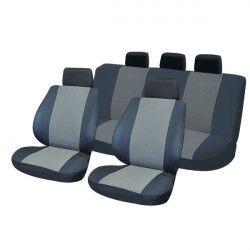 Set huse scaun auto Premium LIGHT GRI Huse si Accesorii