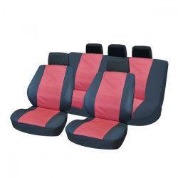 Set huse scaun auto Profiller Light rosu Huse si Accesorii