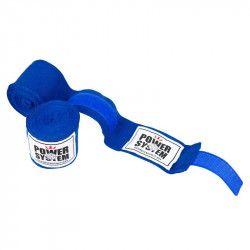Set 2 bandaje box 4 metri elastic confortabil usor albastru Accesorii fitness
