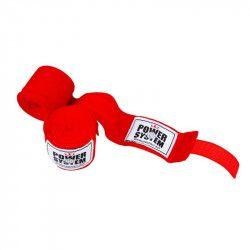 Set 2 bandaje box 4 metri elastic confortabil usor rosu Accesorii fitness
