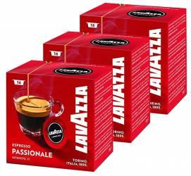 Set capsule Lavazza A Modo Mio Passionale 3 X 16 capsule 360 g Capsule