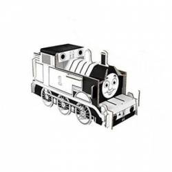 Set creativ Thomas and Friends 3D Jucarii Interactive