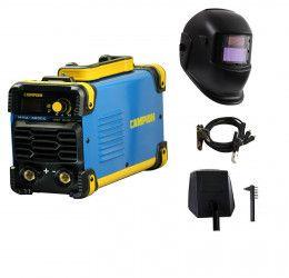 Set Invertor sudura MMA Cobalt-Campion 320 POLONIA accesorii incluse electrozi 1.5-5 mm + Masca de