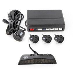 Set senzori de parcare cu afisaj LED+semnal acustic SP002 Alarme auto si Senzori de parcare