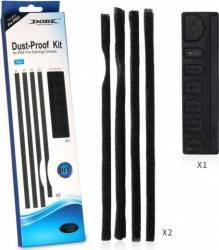 Set/Kit AntiPraf Dobe profesional Dust Proof pentru PlayStation PS4 PRO Negru
