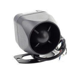 Sirena auto Carguard acumulator incorporat 20W mini SIN004 Alarme auto si Senzori de parcare