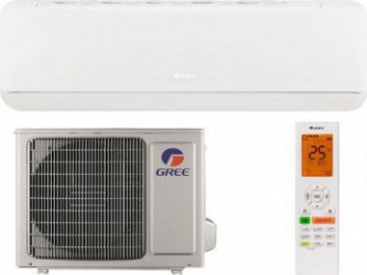 Aparat de aer conditionat Gree G-Tech GWH09AEC-K6DNA1A 9.000 BTU generator Cold Plasma Clasa A+++ R32 Inverter iFeel WiFi Alb Aparate de Aer Conditionat