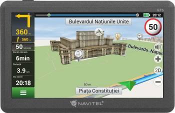 Sistem de navigatie Navitel E200 5 inch  Classic holder