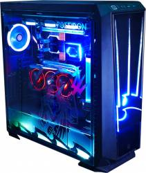 Sistem Gaming POSEIDON by ITD Custom Works AMD Ryzen 7 2700X 3.7GHz 32GB DDR4 250GB SSD M.2 PCIE+1TB SSD RTX 2080 8GB Il