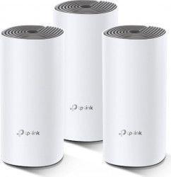 Sistem Mesh Wireless TP-Link Deco E4 AC1200 (3-pack)
