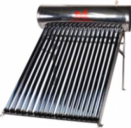 Sistem panou solar presurizat EvoTools Tuburi Heat SPP-470-H581800-18 C INOX 18 tuburi Diam 58 Lungime 1800 Volum 150l Resigilat Sisteme si panouri solare