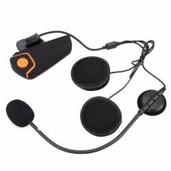 Sistem de comunicare moto Intercom BT S2 Bluetooth FM Radio Statii radio
