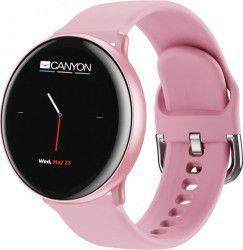 Ceas Smartwatch Canyon Marzipan 1.22 inch IPS full touchscreen IP68 waterproof Pink Smartwatch
