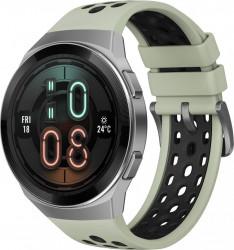 Smartwatch Huawei Watch GT2e 1.39inch AMOLED GPS HR 5ATM Green Black