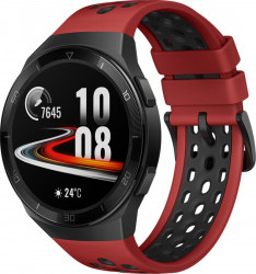 Smartwatch Huawei Watch GT2e 1.39inch AMOLED GPS HR 5ATM Red Black