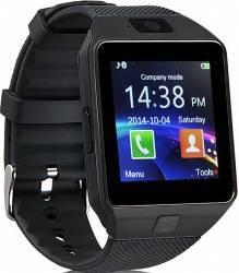 Ceas Smartwatch iWearDigital DZ09 SIM Black