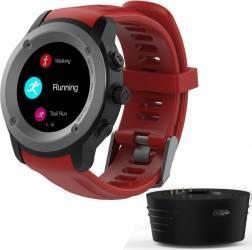 Smartwatch MaxCom FitGo FW17 Power GPS Red Smartwatch