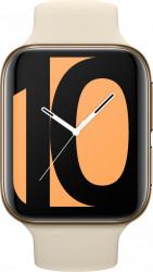 Smartwatch OPPO Watch 46mm Wi-Fi Aluminum Golden