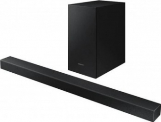 Soundbar Samsung HW-T450 2.1 200W Bluetooth Negru Sisteme Home Cinema si Soundbar uri