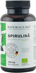 Spirulina Bio Republica Bio 300tbl