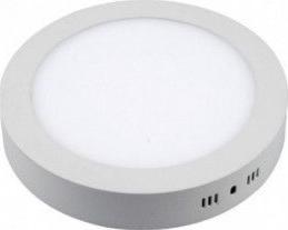 Spot led aparent 6W Rotunda 6400K Lumina Alb rece Corpuri de iluminat