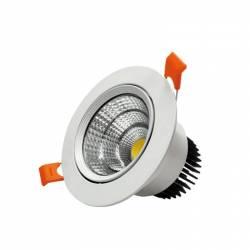 SPOT LED COB ORIENTABIL 10W Lumina Rece Corpuri de iluminat