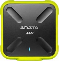 SSD Extern ADATA SD700 256GB USB3.1 Galben