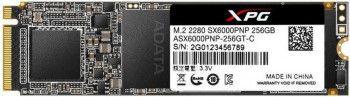 SSD ADATA XPG SX6000 Pro 256 GB PCIe Gen3x4 M.2 2280