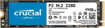 SSD Crucial P2 1TB PCI Express 3.0 x4 M.2 2280